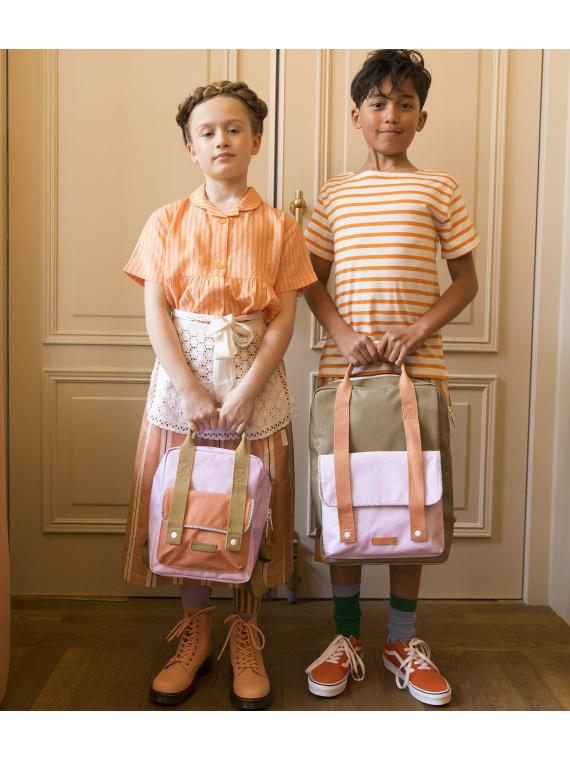 seljakott koolikott sticky lemon laste tüdrukute poiste kott stiilne kool suur mugav