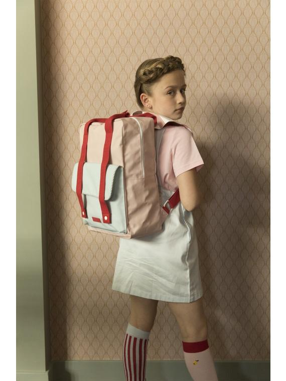 Sticky Lemon suur seljakott koolikott poiste tüdrukute laste kott stiilne