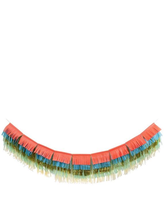 Merimeri värviline kaunistus peokaunistus sünnipäev aksessuaar kaunistus