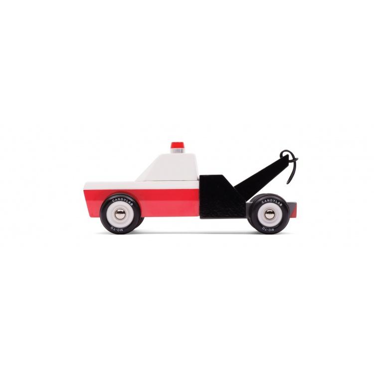Candylab candycar puksiirauto puidust auto mudelauto poiste mänguasi