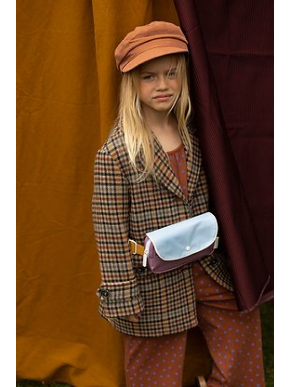 Sticky Lemon kõhukott laste stiilne moodne pastellne kott