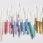 Merimeri küünlad tordiküünlad sünnipäeva aksessuaarid sünnipäevaküünlad sädelevad