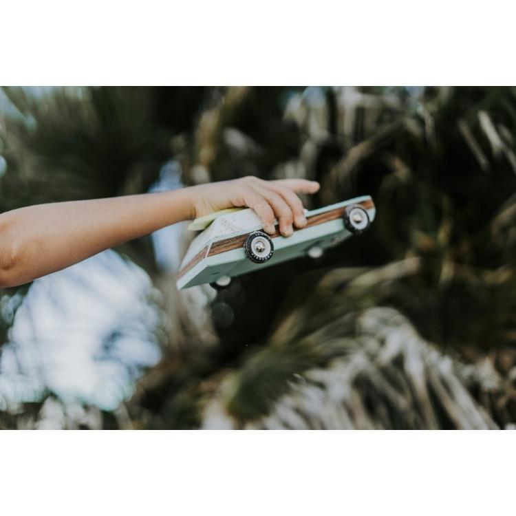 candylab americana retro surfilaud mänguauto mudelauto puidust auto poiste mänguasi