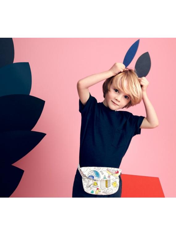 OMY kõhukott laste aksessuaar värvitav kingitus kingiidee