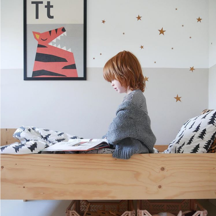 tiiger poster maal seinapilt lastetuba lastetoa sisustus aksessuaar laste seinakaunistus