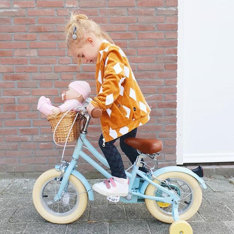 Bobbin Banwood ratas jalgratas lasteratas lastejalgratas esimene stiilne korviga väikelaste roheline sinine poiste tüdrukute 16 tolli