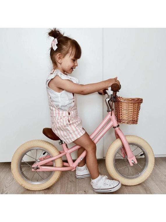 Bobbin Bobbin Banwood jooksuratas strider esimene ratas laste stiilne korviga väikelaste roosa kollane müntratas jalgratas lasteratas lastejalgratas esimene stiilne korviga väikelaste roheline sinine poiste tüdrukute 16 tolli