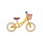 Bobbin Banwood jooksuratas strider esimene ratas laste stiilne korviga väikelaste roosa kollane münt