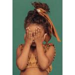 Linane naiste laste peapael peavõru turban soeng aksessuaar peakate scrunchie