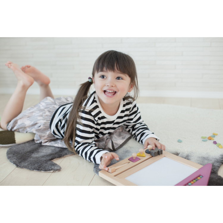 kiko+ & gg* joonistusalus magnetiline magnet joonistuslaud laste kunst kirjutamine vahend puidust