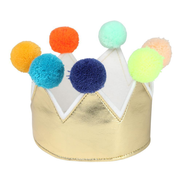 Laste kroon kuldne kuningas kuninganna kuldne kostüüm kostüümipidu