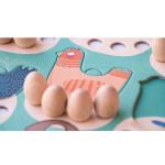 lauamäng peremäng laste arendav kingitus kingiidee mäng taaskasutatud populaarne