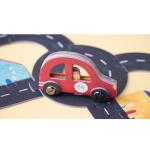 pusle teed lauamäng poiste autod peremäng arendav kingitus kingiidee autotee