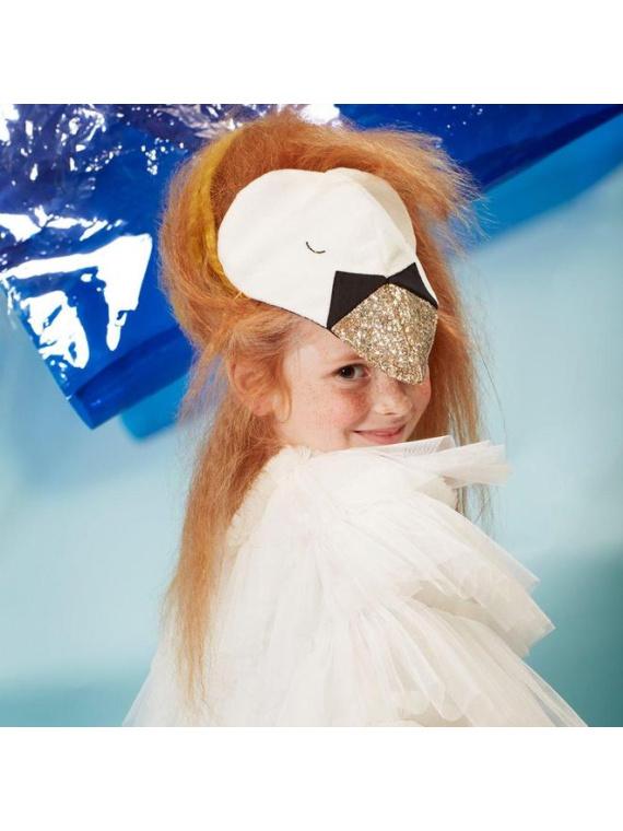 laste kostüüm luik luige valge jõulu halloween sünnipäev pidu tüdrukute printsessi linnu